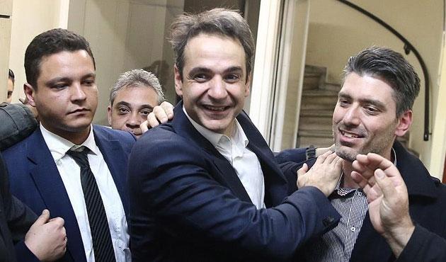 Yunanistan anamuhalefetinde lider değişimi