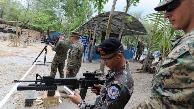 Filipinler'den ABD'nin askeri üssüne onay