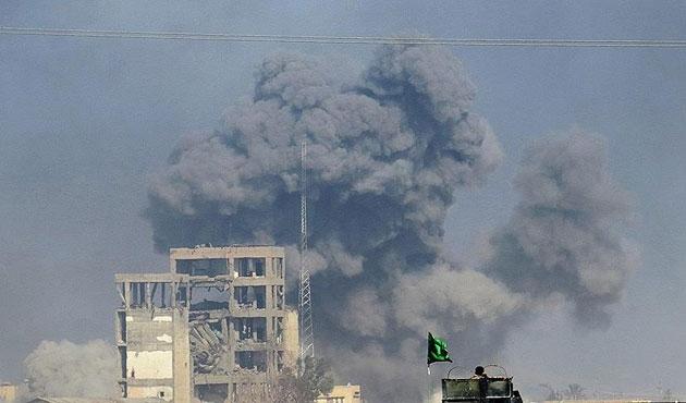 ABD IŞİD'in nakit merkeziyle birlikte sivilleri vurdu