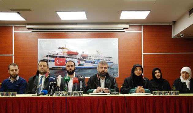 Mavi Marmara davasından vazgeçilmeyecek