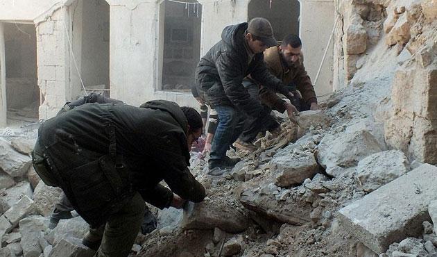 AB'den Suriye için 'sivil hedef' uyarısı