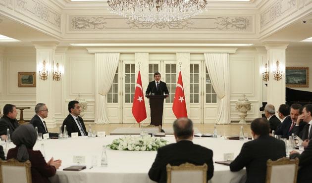 Başbakanlık'ta Alevi zirvesi