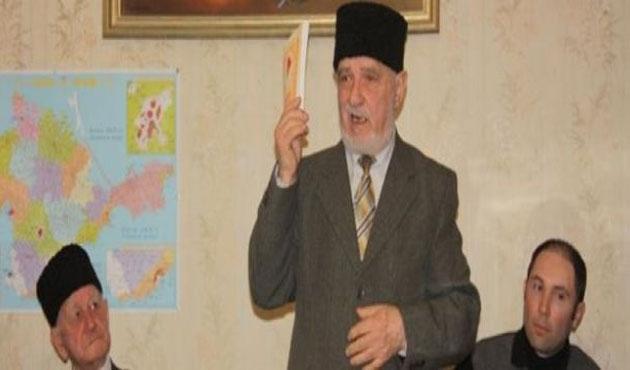 Kırım Türklerinden  Kurtnezir vefat etti