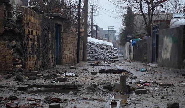 Cizre'de patlama: 2 çocuk öldü