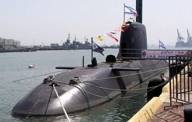 Almanya'dan İsrail'e nükleer silah taşıyabilen denizaltı