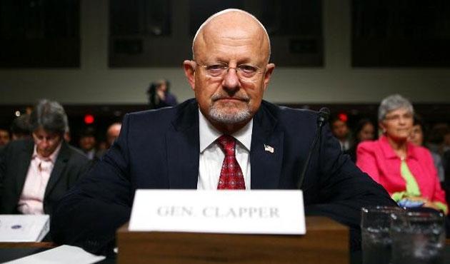 ABD Ulusal İstihbarat Direktörü istifa etti