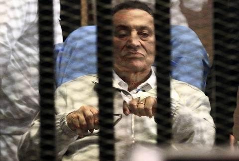 İsviçre başsavcısı, Mübarek'in serveti için Mısır'a gidiyor