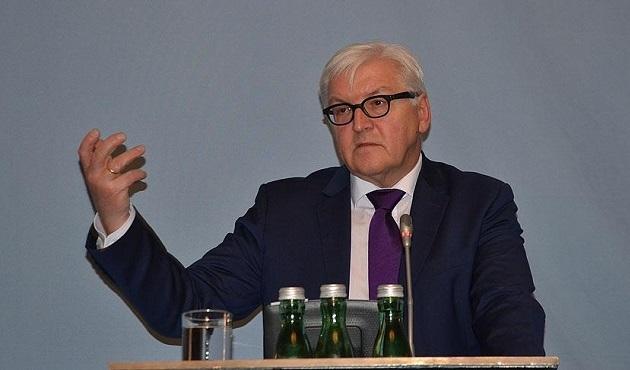 Steinmeier: Terörizm kanseri kimseyi ayırt etmiyor