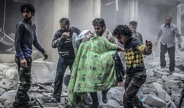 Rusya, Suriye'de 'Çeçenistan taktiği'ni uyguluyor