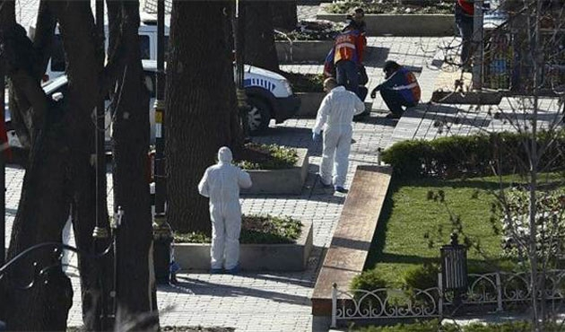 Sultanahmet faili ile İstanbul'a gelenler gözaltında