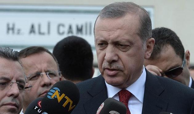 Erdoğan Kılıçdaroğlu'na tazminat davası açtı
