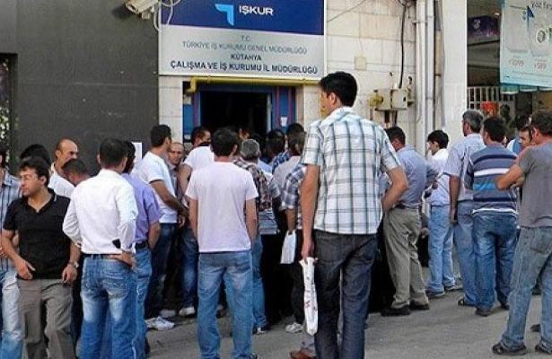 İşsizlik oranı Ekim'de de yükseldi