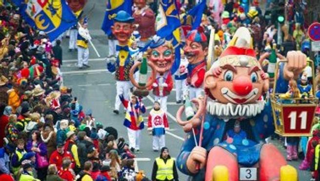 Almanya'da karnaval geçidi iptal edildi