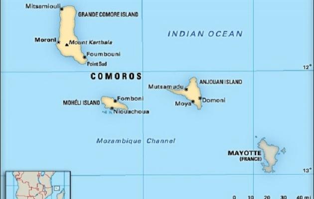 Komor Adaları da İran'la diplomatik ilişkilerini kesti