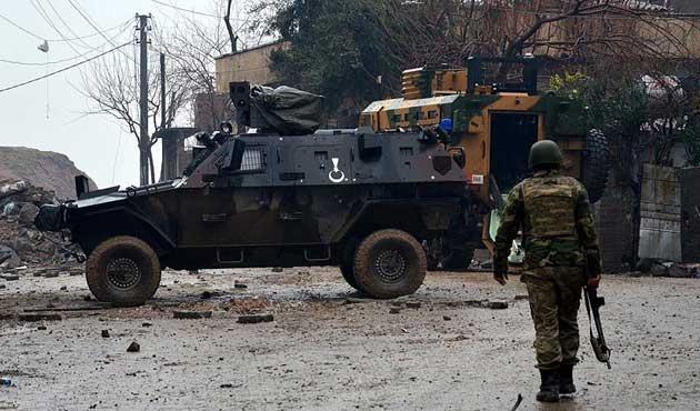 22 PKK mensubu etkisiz hale getirildi