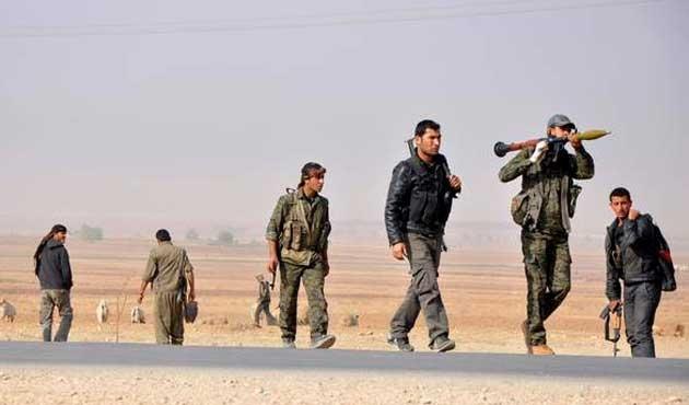 PYD'nin zorunlu askerliği 9 aya çıktı