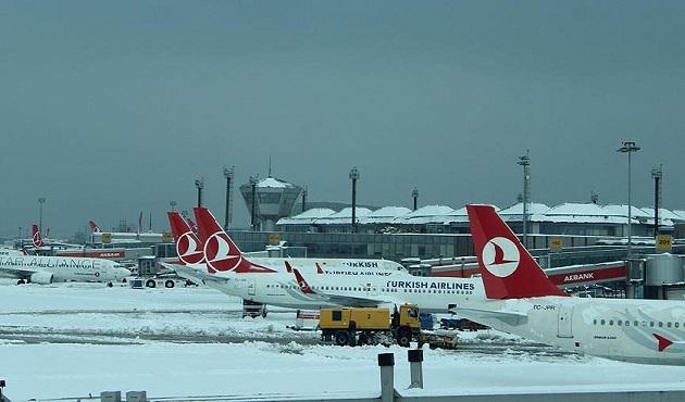 Kar, deniz ve hava ulaşımını vurdu