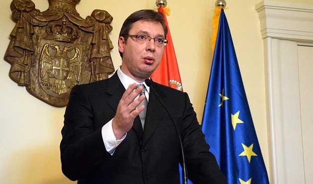 Sırbistan Cumhurbaşkanı, Kosova ile donmuş ihtilafa karşı