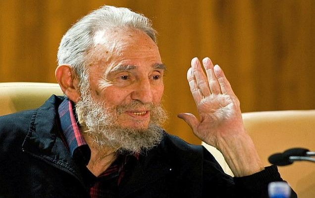 Castro Fransa'ya gidecek