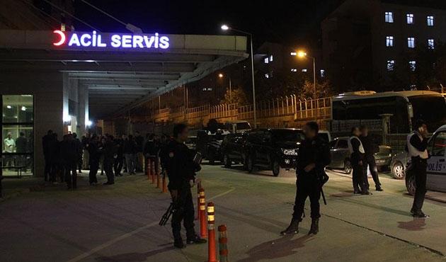 Emniyet: İdil'de üç polis şehit oldu