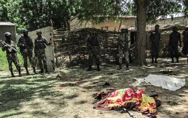 Kamerun'da camiye intihar saldırısı
