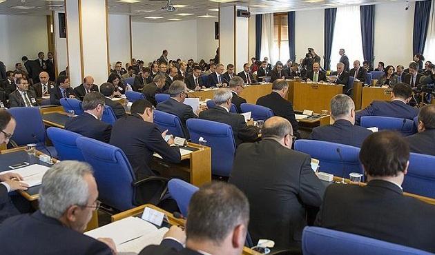 Bütçe Tasarısı, Komisyona sevk edildi
