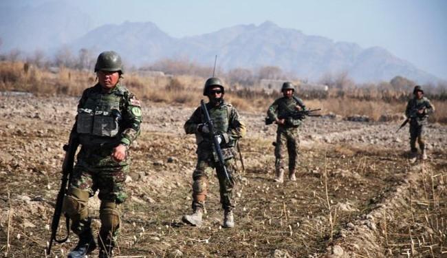 Afganistan'da 41 IŞİD üyesi öldürüldü