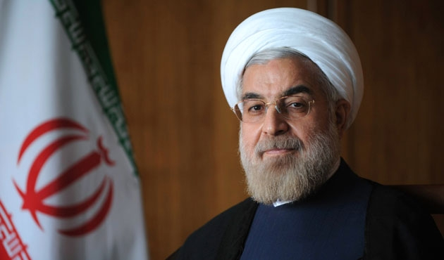 Ruhani'den 9 ülke liderine Nevruz tebriği