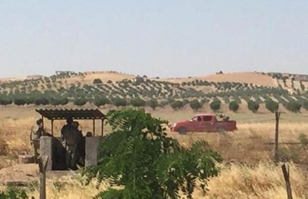 Suriye sınırındaki mayınlar temizleniyor