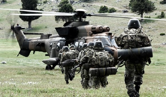 Türkiye, Somali'de askeri üs kuruyor