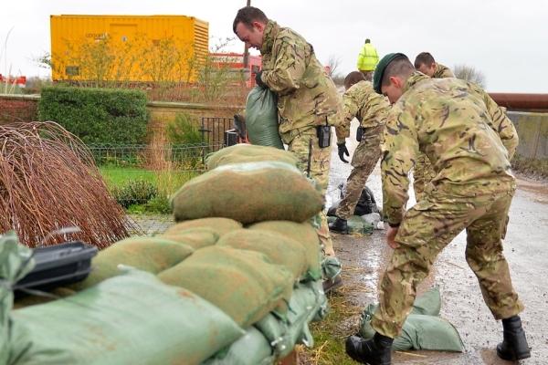 İngiltere'den Ukrayna Silahlı Kuvvetlerine yardım