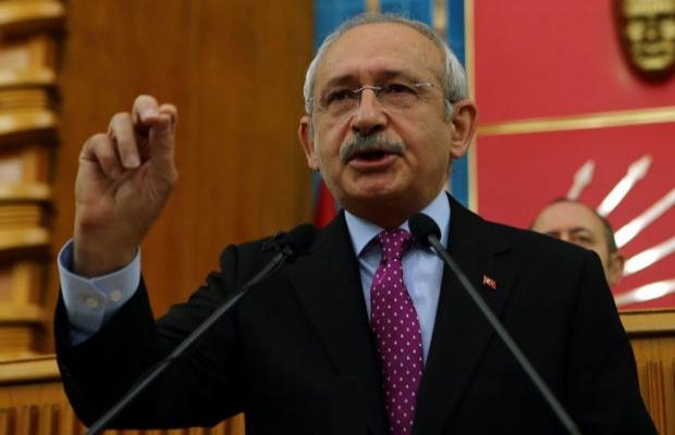 Kılıçdaroğlu'ndan hükümete G.Doğu eleştirisi