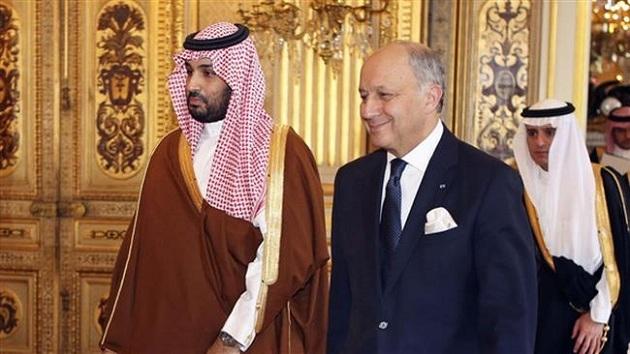 Fransa Dışişleri Bakanı'ndan Suud ziyareti