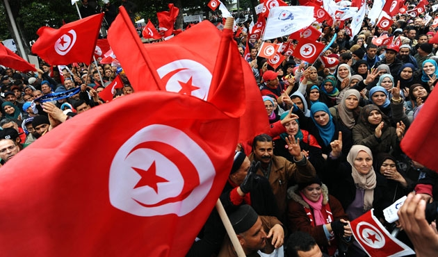 Tunus hükümetinden protestoculara istihdam vaadi