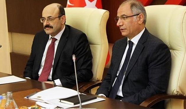 Efkan Ala, bölgedeki rektörlerle buluştu
