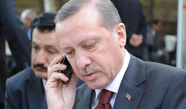Erdoğan'dan, Navaz Şerif'e taziye telefonu