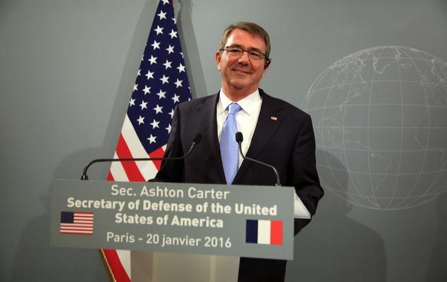 ABD Savunma Bakanı Musul için Irak'ta