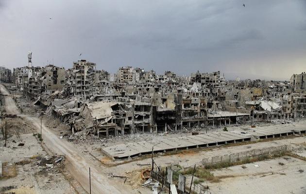 Suriye'de ölenlerin sayısı 300 bini aştı