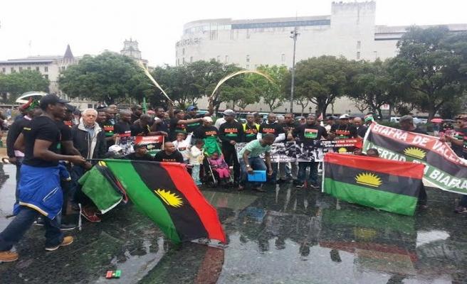 Biafra yerlileri Nijerya hükümetini UCM'ye şikayet edecek