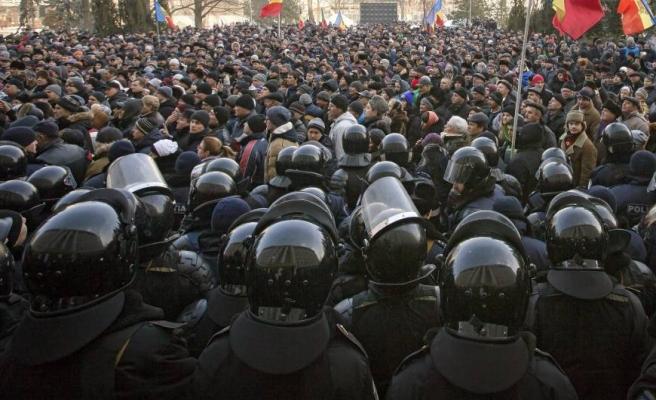 Moldova'da 'ikinci Ukrayna' senaryosu