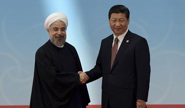 İran-Çin arasında 60 milyar dolarlık ticaret anlaşması