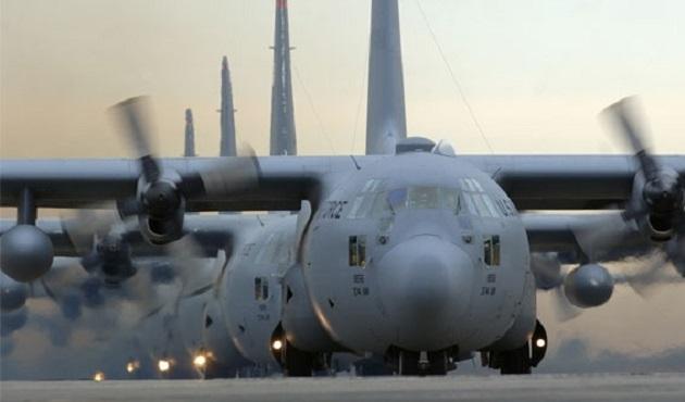 ABD, PYD kontrolündeki pisti iki katına çıkardı