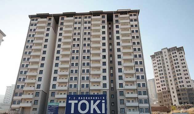 TOKİ'den Doğu'ya 43 bin konut