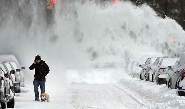 ABD'de kar fırtınasında ölenlerin sayısı artıyor