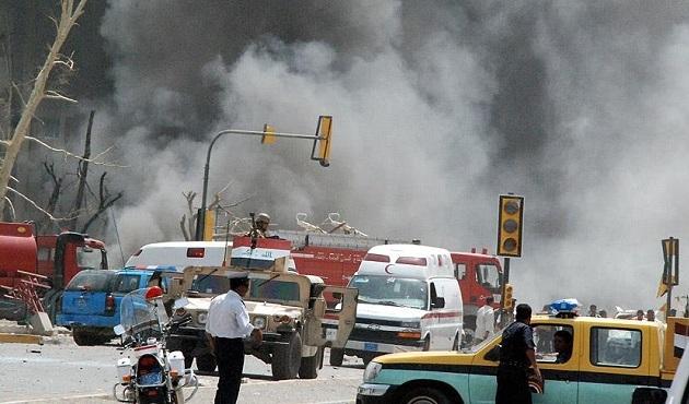 Bağdat'ta bombalı saldırılar: 7 ölü, 26 yaralı