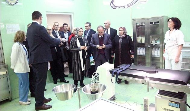 Türkiye'den Bosna Hersek'e sağlık yardımı