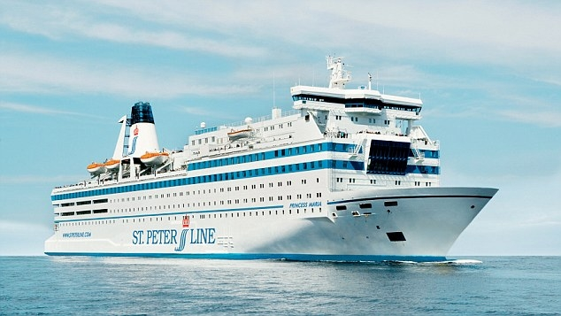 Rusya'dan yolcu gemisi atağı