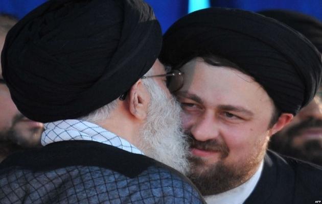 İran'da Humeyni'nin torununun adaylığına ret