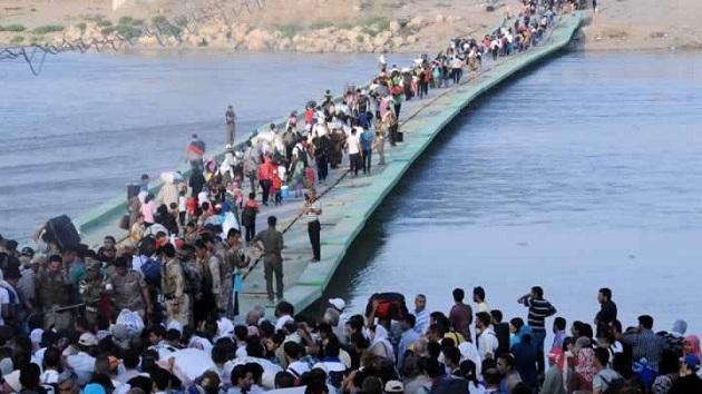 30 bin Kürt Kuzey Irak'tan göçetti   ANALİZ