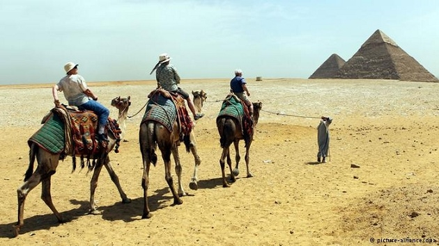 Mısır'dan turizm çağrısı